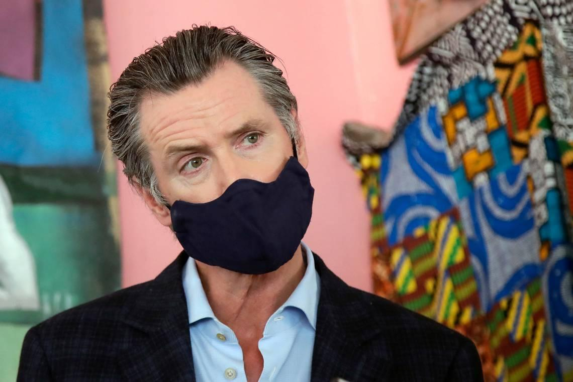 Gov. Newsom must make face masks mandatory in California to save lives from COVID-19