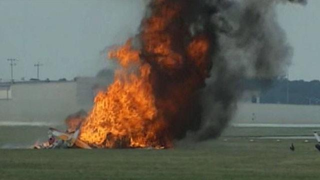 FAA Investigates One of Its Own in Deadly Air Show Crash