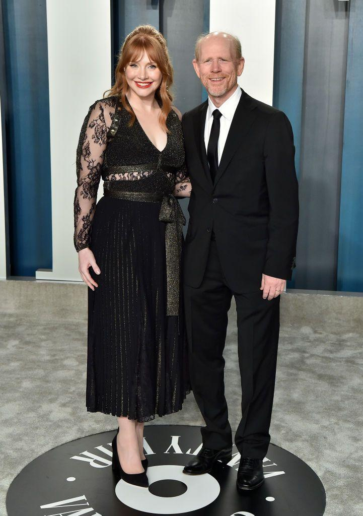 <p>It turns out that <em>Jurassic World </em>star Bryce Dallas Howard was born into a pretty darn famous family. Her dad is the uber-successful Ron Howard, an American filmmaker and actor. </p>