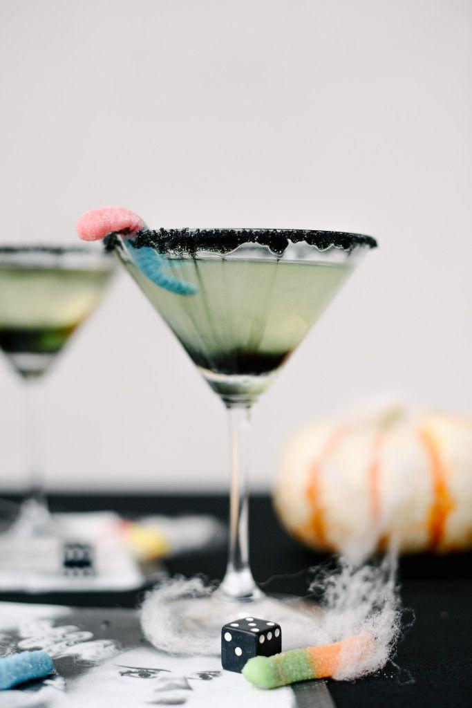 "<p>This ""swampy"" vodka cocktail is really just an excuse to eat more gummy worms. No complaints here.</p><p><a href=""http://www.letsmingleblog.com/oogie-boogie-halloween-cocktail/"" rel=""nofollow noopener"" target=""_blank"" data-ylk=""slk:Get the recipe from Let's Mingle »"" class=""link rapid-noclick-resp""><em>Get the recipe from Let's Mingle »</em></a></p>"