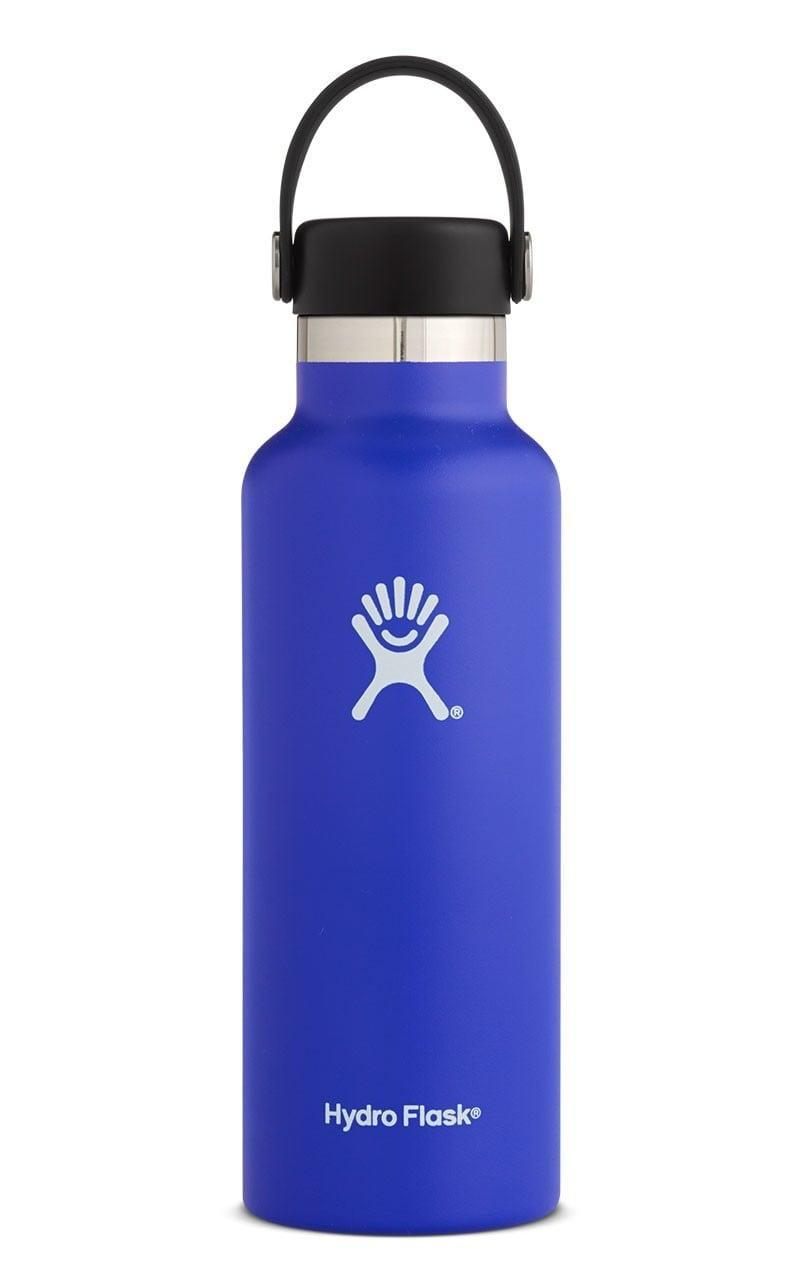 <p>This <span>Hydro Flask Standard Mouth</span> ($30) is perfect to carry around in your bag or backpack, so now you have no excuse to not stay hydrated all day long.</p>
