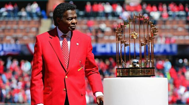 ST. LOUIS (AP) - The St. Louis Cardinals say Hall of Fame outfielder Lou Brock was recently diagnosed with bone cancer.