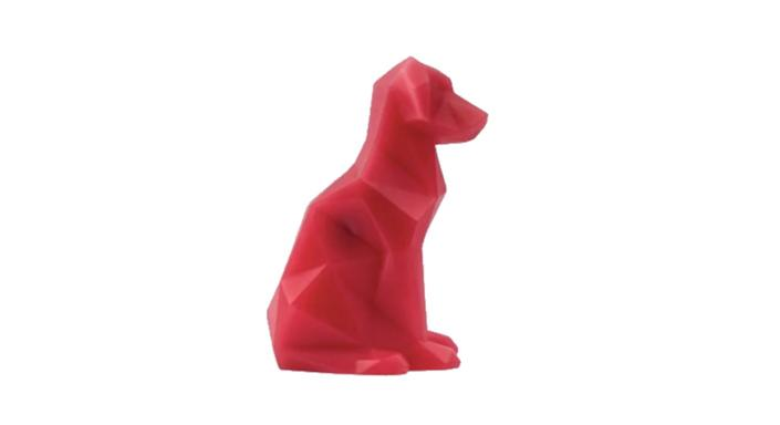 Copy Of Voffi Dog Candle Berry  (Pyro Pet/ Trouva)