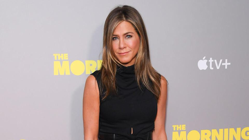 """<p>No round-up of TV stars is complete without mentioning Jennifer Aniston, whose time on """"Friends"""" propelled her to A-list status. The Golden Globe winner starred on the sitcom for 10 years and also made a name for herself on the big screen, starring in movies like """"The Good Girl"""" and """"Cake.""""</p> <p><a href=""""https://www.gobankingrates.com/net-worth/celebrities/how-much-jennifer-aniston-net-worth/?utm_campaign=1047087&utm_source=yahoo.com&utm_content=38"""" rel=""""nofollow noopener"""" target=""""_blank"""" data-ylk=""""slk:Click through to find out how much Aniston is worth."""" class=""""link rapid-noclick-resp"""">Click through to find out how much Aniston is worth.</a></p> <p><em><strong>See the List: <a href=""""https://www.gobankingrates.com/net-worth/celebrities/richest-actresses-of-all-time/?utm_campaign=1047087&utm_source=yahoo.com&utm_content=39"""" rel=""""nofollow noopener"""" target=""""_blank"""" data-ylk=""""slk:The 28 Richest Actresses of All Time"""" class=""""link rapid-noclick-resp"""">The 28 Richest Actresses of All Time</a></strong></em></p> <p><small>Image Credits: David Fisher / Shutterstock.com</small></p>"""
