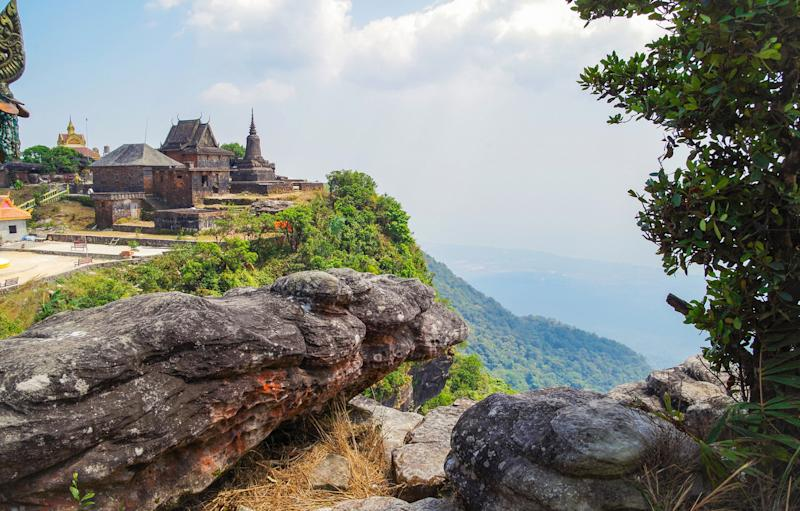 Cambodia's rural areas are beautifully untouched - iStock