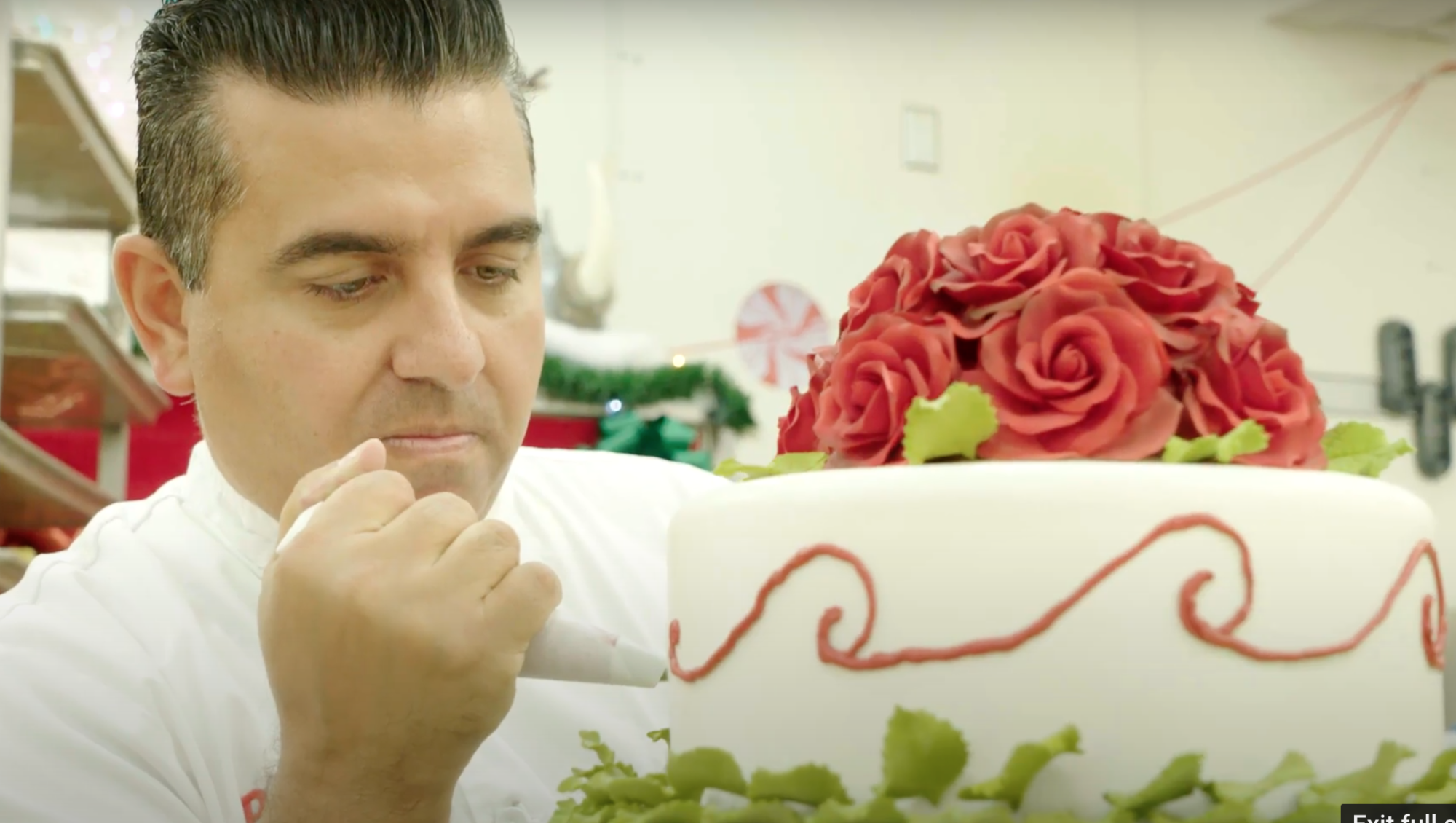 Cake Boss urges business owners to 'pivot and diversify' during the COVID-19 pandemic [Video]
