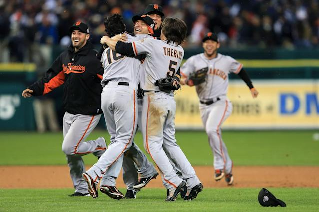 When the Giants won the World Series for the second time this decade, Bay Area baseball fans searched for their favorite team more than most years.