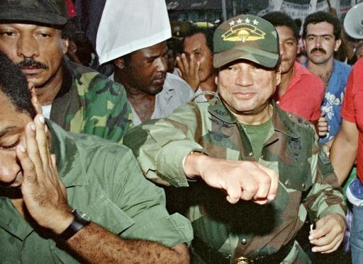 From dictator to detainee: Noriega's turbulent past