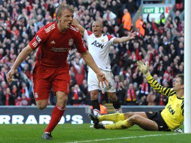 Former Liverpool forward Dirk Kuyt announces his retirement from football