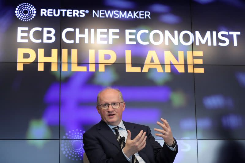 Economista-chefe do Banco Central Europeu, Philip Lane