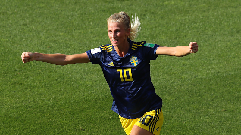 Real Madrid complete signing of Sweden international Sofia Jakobsson