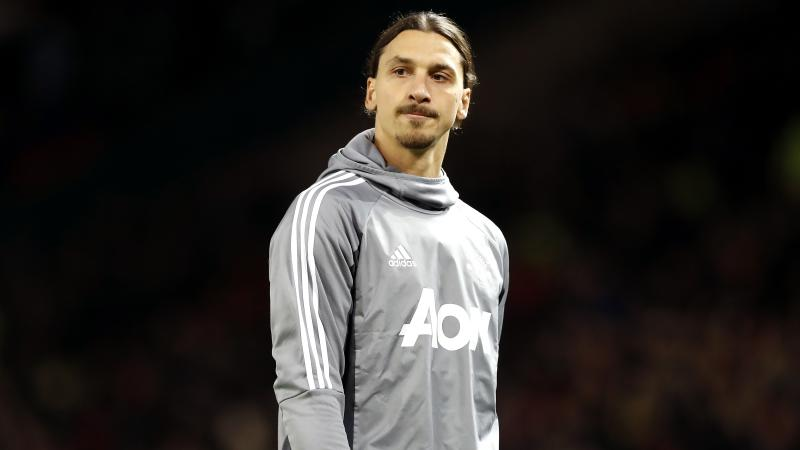 Zlatan Ibrahimovic thanks LA Galaxy after leaving MLS club