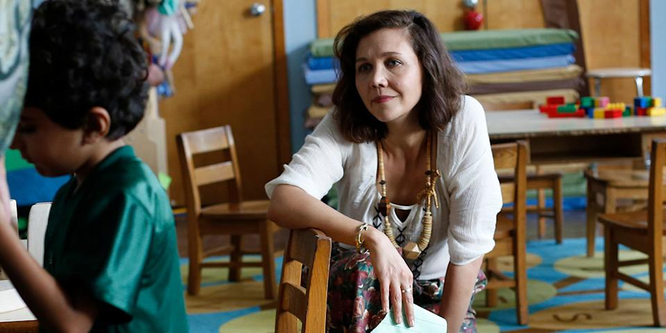 Maggie Gyllenhaal in The Kindergarten Teacher (Thunderbird Releasing)