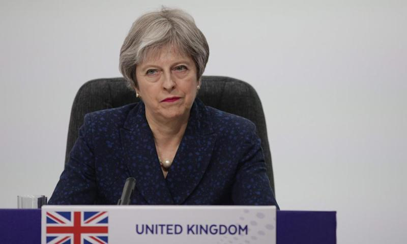 There has been speculation Theresa May is preparing to concede on a customs union.