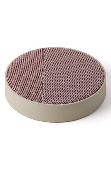 <p>Charge your phone while listening to your favorite playlist with the sleek <span>Oslo Energy Wireless Charging Pad &amp; Bluetooth® Speaker</span> ($70).</p>