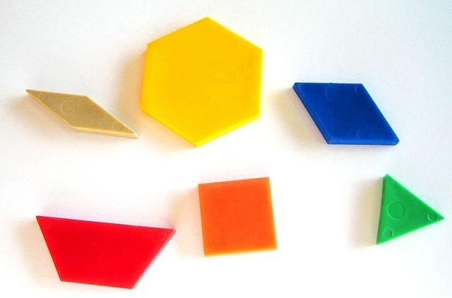 Teaching Shapes To Children With Practical Examples