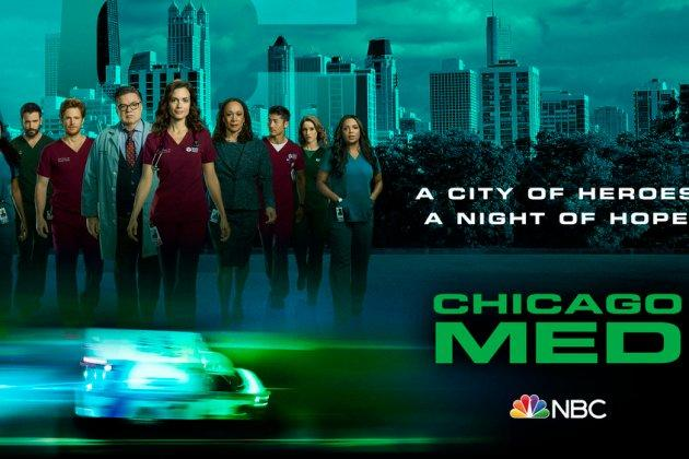 Production on NBC's Chicago Med halted after positive COVID-19 test
