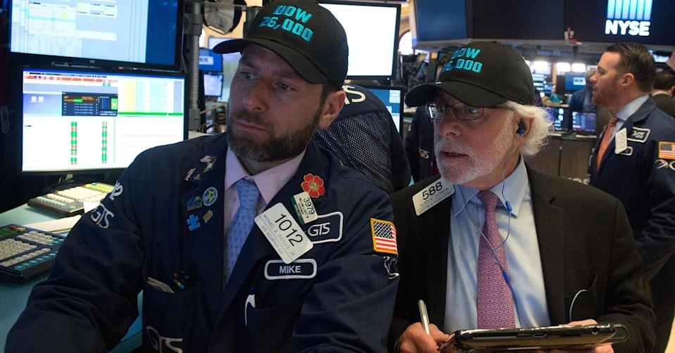 Bryan R. Smith | AFP | Getty Images. Barely 16 trading days into the new year, the stock market already has exceeded many expectations for its 2018 performance.