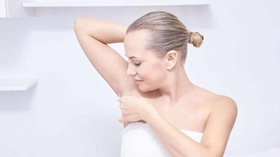 Effective home remedies to get rid of dark underarms