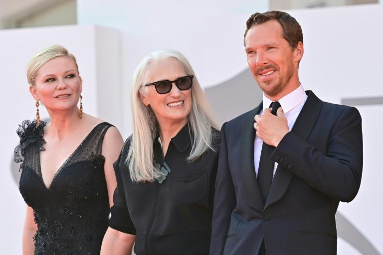 """Jane Campion was only the second woman ever nominated for a best director Oscar and the first to win a Palme d'Or -- for 1993's """"The Piano"""" (AFP/MIGUEL MEDINA)"""
