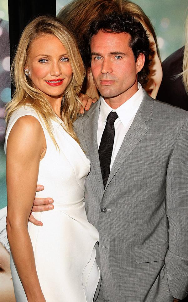 """<a href=""""http://movies.yahoo.com/movie/contributor/1800020297"""">Cameron Diaz</a> and <a href=""""http://movies.yahoo.com/movie/contributor/1800033188"""">Jason Patric</a> at the New York City premiere of <a href=""""http://movies.yahoo.com/movie/1810003155/info"""">My Sister's Keeper</a> - 06/24/2009"""