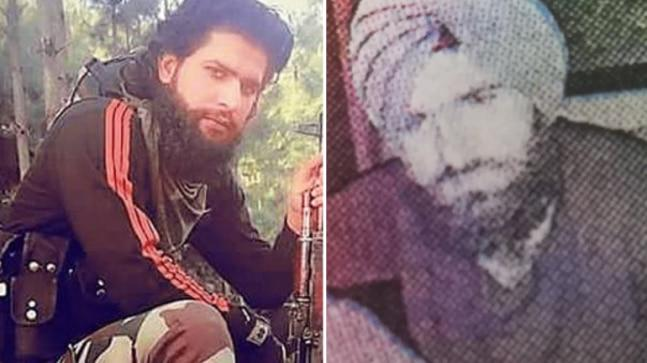 Photos of Zakir Musa in disguise have been released.
