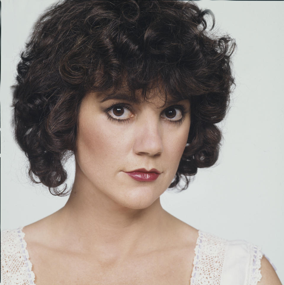 Linda Ronstadt (pictured in 1982) says she had to fight to have her identity as a Mexican-American woman recognized in show business. (Photo: Aaron Rapoport/Corbis/Getty Images)