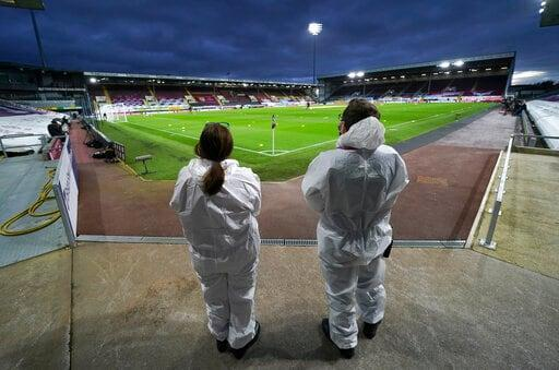 Premier League Asked By Government To Help Struggling Clubs