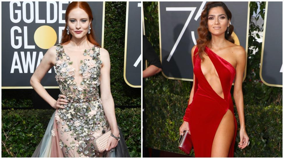 <p>Everyone who snubbed the black gown trend at the Golden Globes</p>