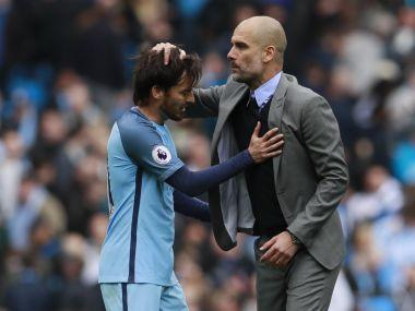 Premier League: Manchester City manager Pep Guardiola surprised by David Silva's success in England