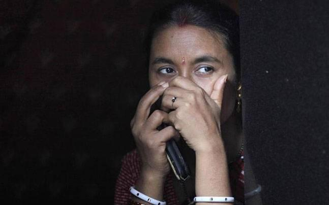 After accepting scrapped notes for some time, sex workers have now turned to e-payment systems to boost business.
