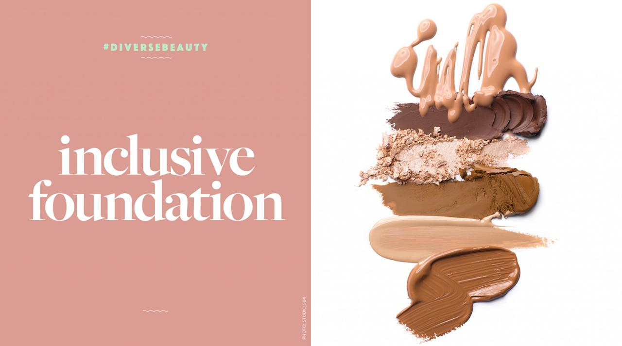 <p>Thanks to advancements in technology and formulation, more brands are expanding their foundation range to include diverse shades. </p>