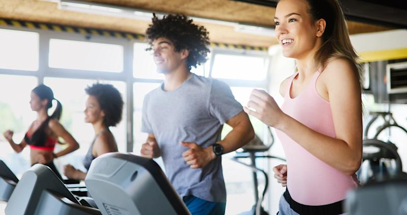 Gyms and fitness studios across the country are taking extra precautions as the coronavirus spreads. (Photo: Getty Creative stock image)