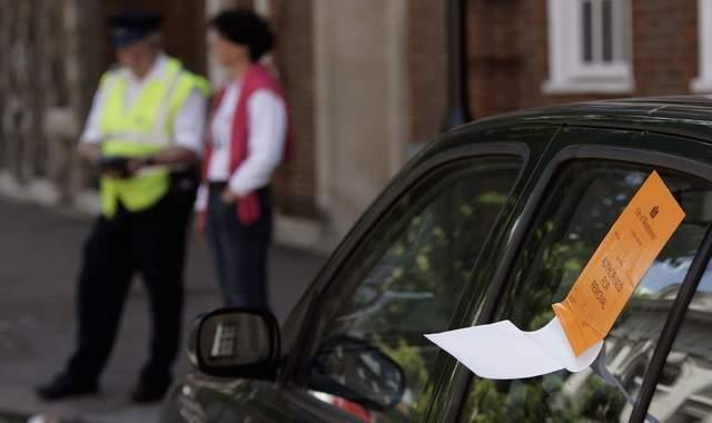 The Government's considering a proposal for motorists to have a five-minute grace period to stop over-zealous parking enforcement. Sky's David Crabtree reports.