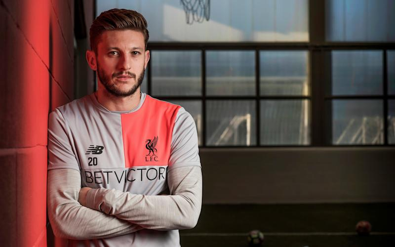 Adam Lallana has become an integral part of the set-up at Anfield since joining Liverpool from Southampton and has come on in leaps and bounds in the last year - PAUL COOPER