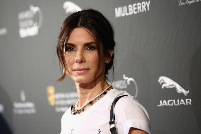 Sandra Bullock (Photo: Getty Images)