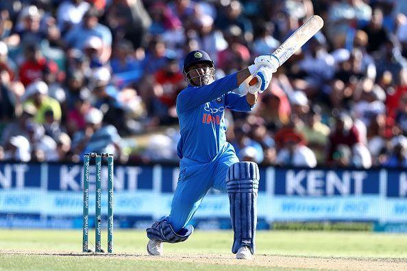 MS Dhoni will once again be key for India in the World Cup.