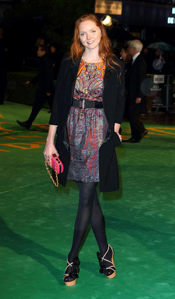"<a href=""http://movies.yahoo.com/movie/contributor/1809688137"">Lily Cole</a> at the London premiere of <a href=""http://movies.yahoo.com/movie/1810078365/info"">Alice in Wonderland</a> - 02/25/2010"
