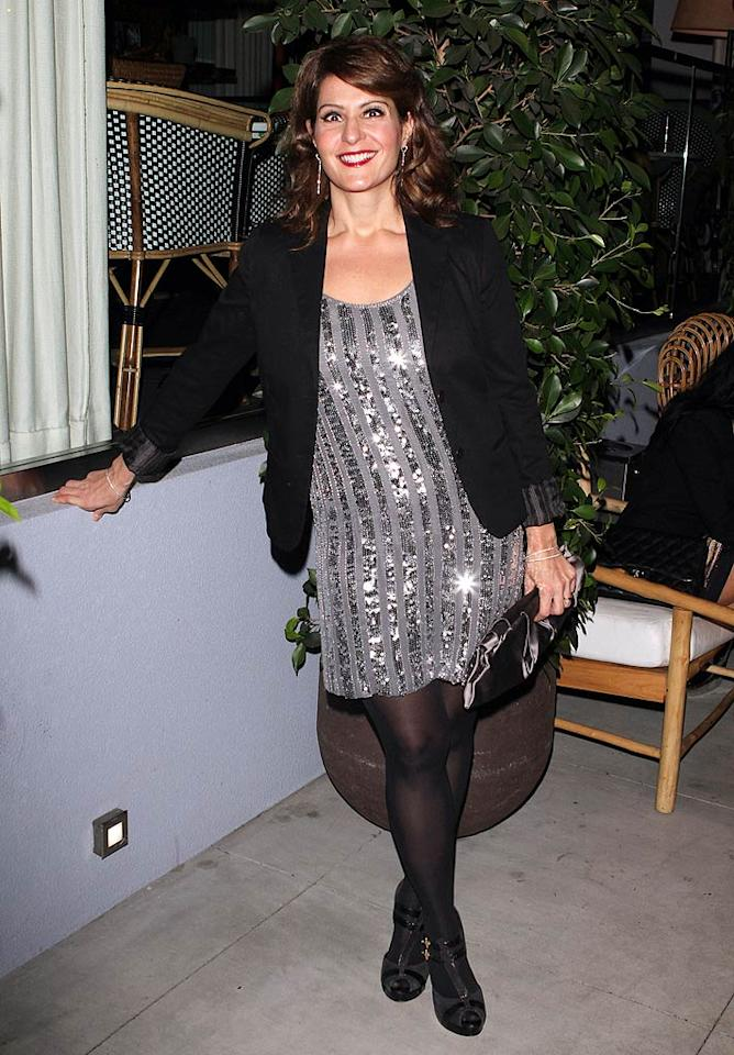 "Nia Vardalos has yet to match the success of her 2002 breakout hit, ""My Big Fat Greek Wedding,"" but hey, at least she still looks good. Right? Jean Baptiste Lacroix/<a href=""http://www.wireimage.com"" target=""new"">WireImage.com</a> - November 10, 2009"