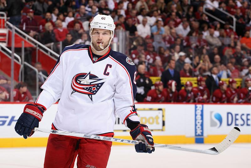 Longtime NHL winger Rick Nash retires due to concussion symptoms