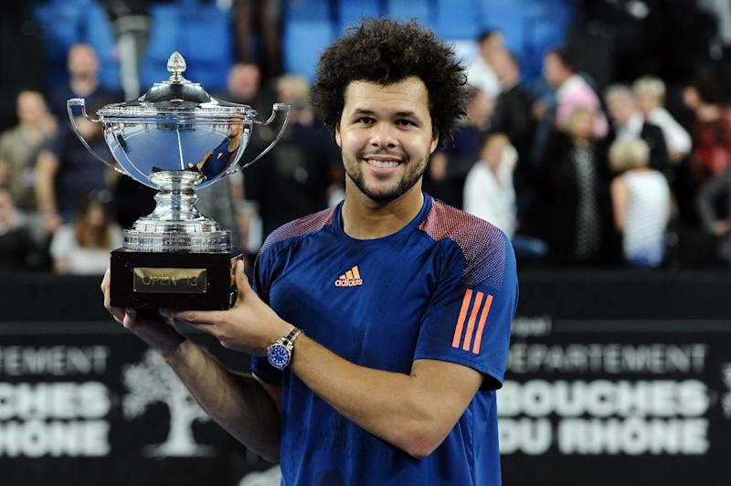 Tsonga beats Kyrgios to reach Open 13 final in Marseille