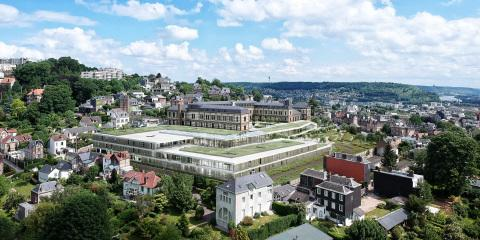 Hyatt Place Brand Expands Presence with Hotel Development in Rouen, France