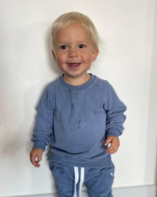 Bryce Gorman's son, Olin, is awaiting a date for his urgent, but non-emergent, surgery. Saskatchewan Health Authority changes could mean it will be delayed.  (Submitted by Bryce Gorman - image credit)