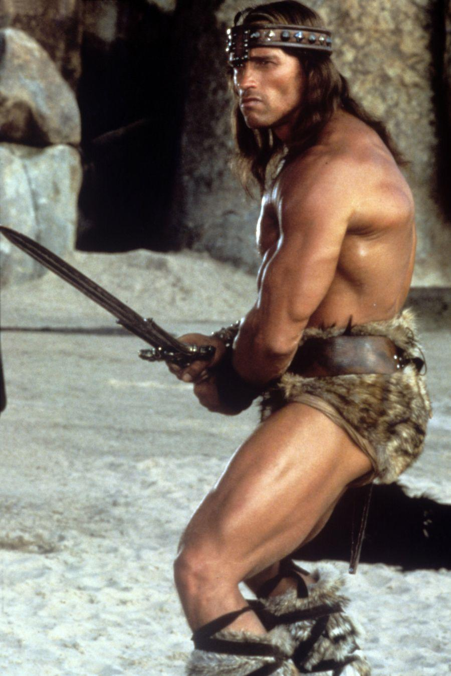 <p>Interestingly, the '80s brought a whole new vocabulary for describing the male physique. And the buff-est of them all? Arnold.</p>