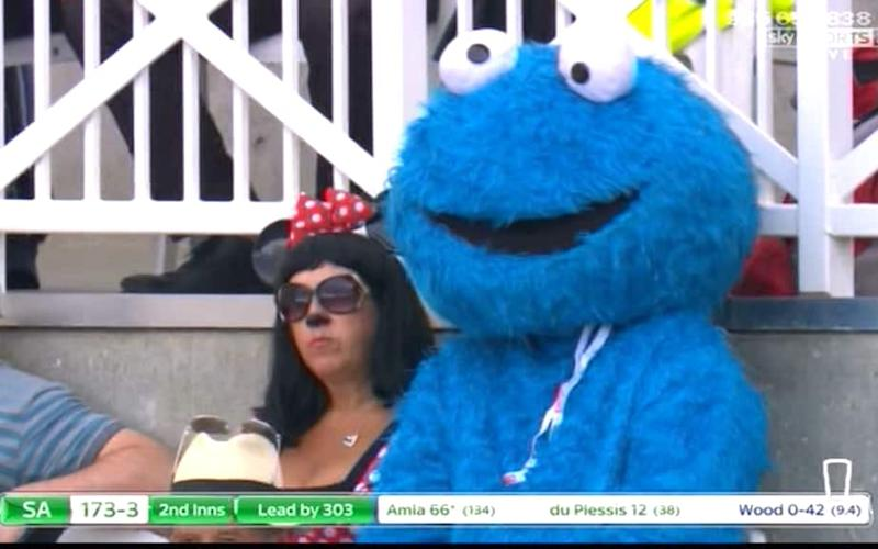 Cookie - Credit: Sky Sports