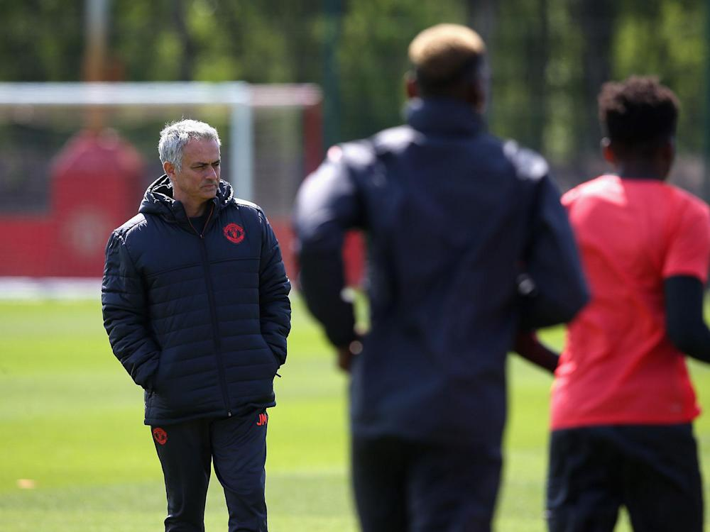 Jose Mourinho must ensure he gets his tactics right on Thursday night: Getty