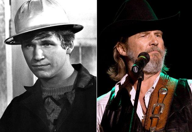 """When Jeff Bridges was first nominated for an Oscar --for """"The Last Picture Show"""" (1971) -- he was the tender age of 21, one of the youngest nominees ever. When Bridges finally won in 2009 for portraying a grizzled country singer in """"Crazy Heart,"""" he was one of the oldest at 59."""