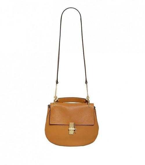 View photos. Chloe Large Drew Grained Leather Shoulder Bag. All the cool  girls are wearing this ... 8b2303ec9512d