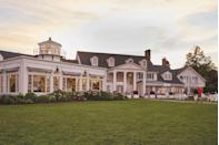 """<p>Just across Chesapeake Bay on Maryland's idyllic Eastern Shore lies <a href=""""https://innatperrycabin.com/"""" rel=""""nofollow noopener"""" target=""""_blank"""" data-ylk=""""slk:Inn at Perry Cabin"""" class=""""link rapid-noclick-resp"""">Inn at Perry Cabin</a>, a luxurious destination for both respite and recreation. Upon booking a reservation, Guest Services will work with soon-to-be guests on creating the perfectly tailored experience at the property, be it sailing with sunset cocktails, hitting the links at a Pete Dye-designed course, or touring the 26 acres of pristine gardens with the inn's horticulturalist. </p><p>The hotel opened its doors shortly after the War of 1812 and has a longstanding history of waterfront luxury and premier hospitality. The dining options source local ingredients from the land and sea, and there are intimate gazebo and greenhouse venues available for private, waterfront experiences. The Spa at Perry Cabin also offers unique experiences using ingredients from the herb and aromatics garden.</p>"""