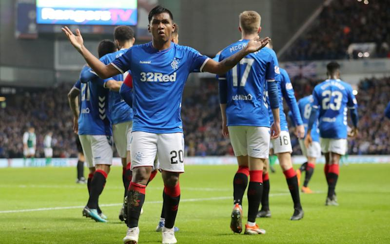 Alfredo Morelos could finish the season as top scorer - PA